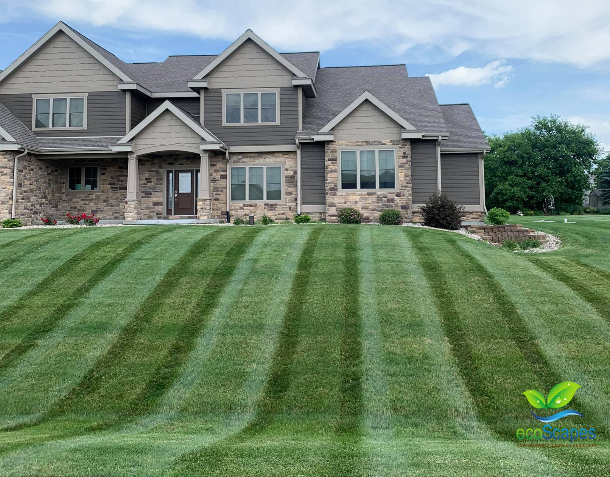5 Star Lawn Care Services in Gretna by EcoScapes